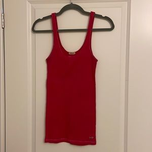 Hollister Pink Tank Top - Size M